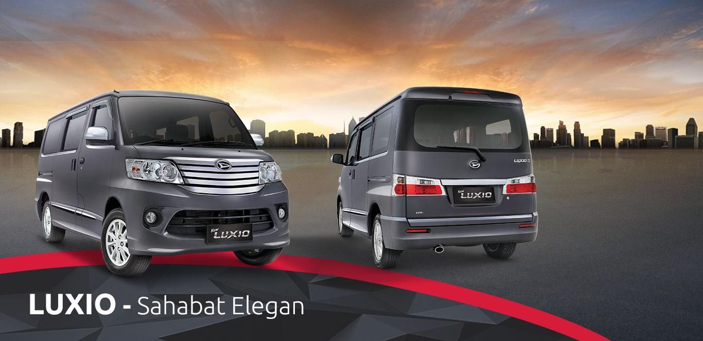 Mobil New Luxio di Spesifikasi Dan Harga Daihatsu Luxio Solo