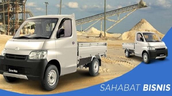 Produk Daihatsu Gran Max PU Di Dealer Daihatsu Solo