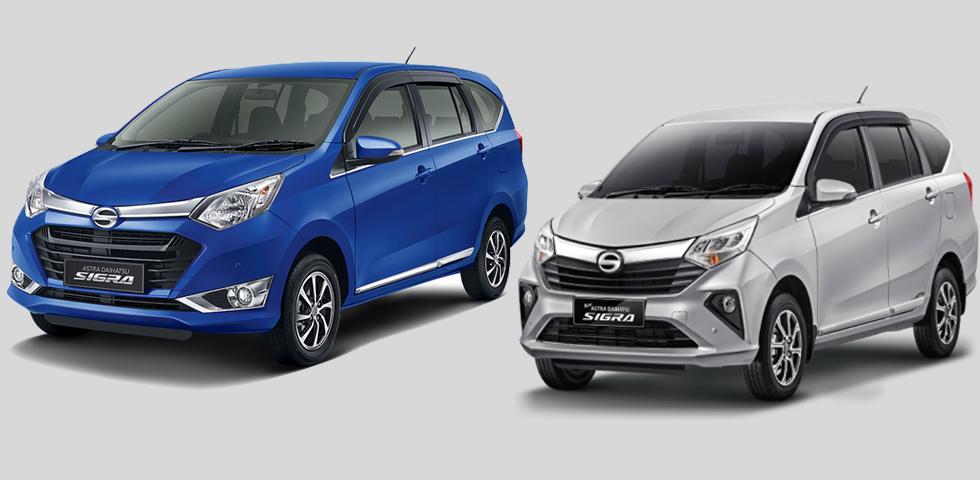 Perbedaan Daihatsu New Sigra 2019 Dan New Sigra Lama