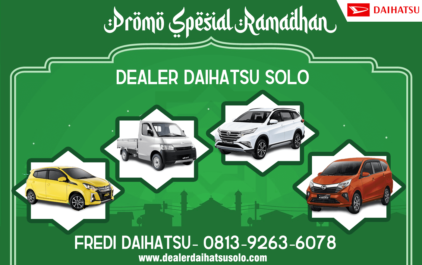 Promo Ramadhan Dealer Daihatsu Solo